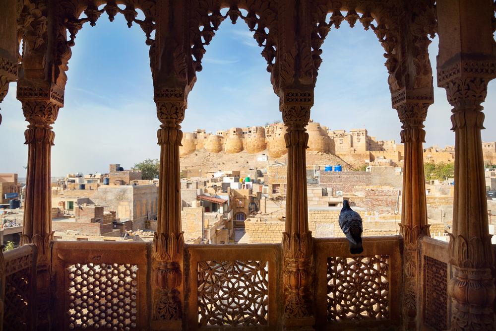 jaisalmer golden fort