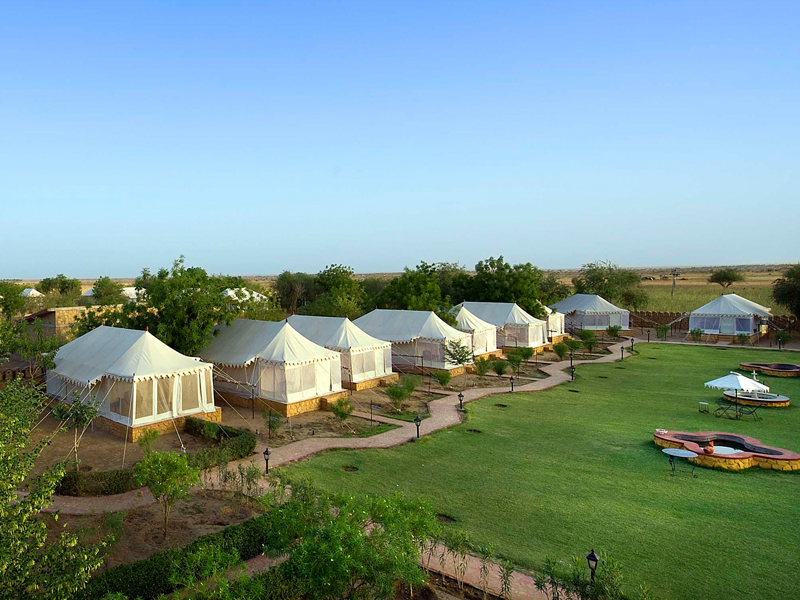 Camps-in-Rajasthan