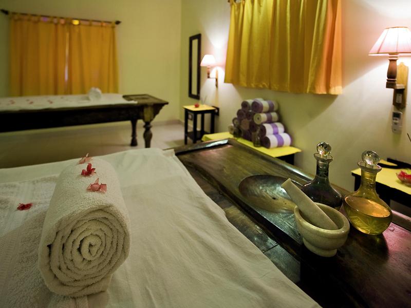 Herbal Spa in Jaisalmer