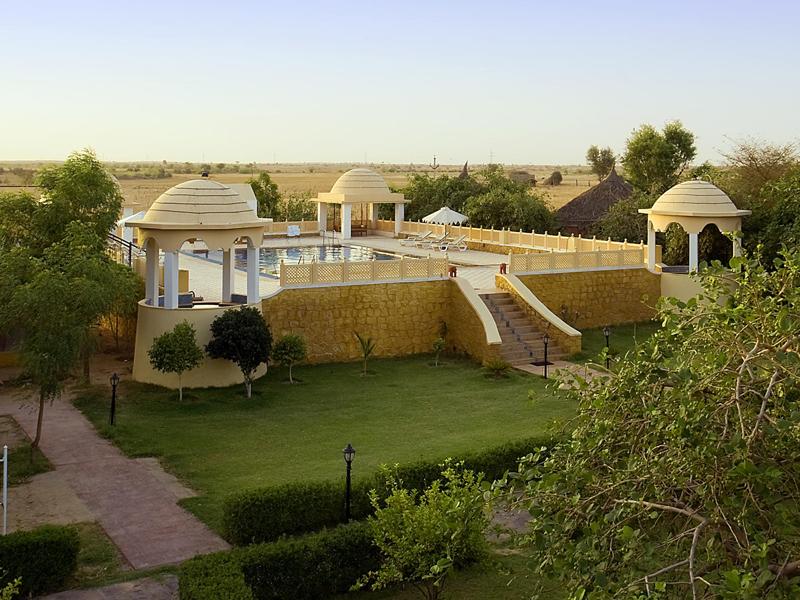 Mirvana Natural Resort in Jaisalmer