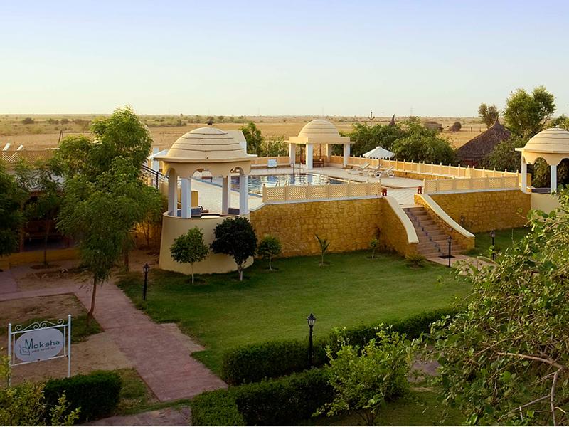 Moksha Mirvana Resort